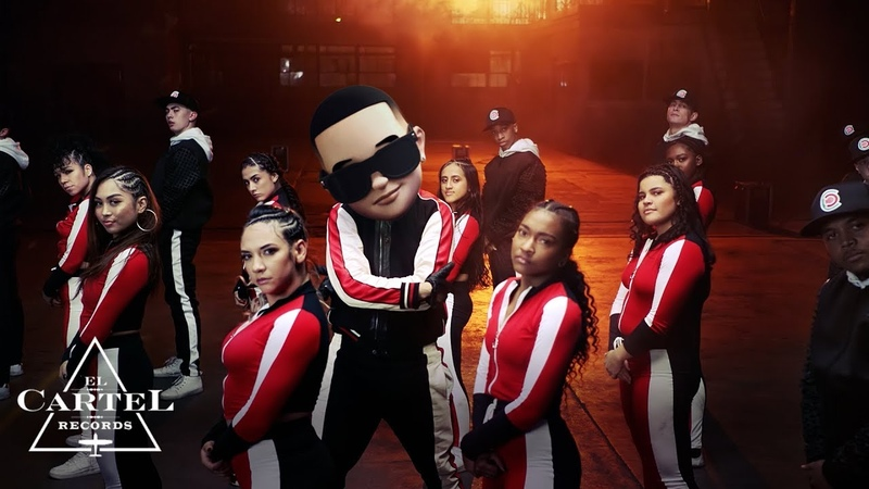 Daddy Yankee Snow Con Calma Video Oficial
