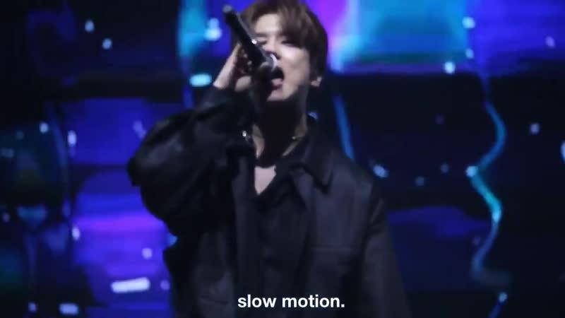 FANCAM — 25.05.19 YOUNGJAE – GIFT @ Первый сольный фанмитинг Ёнджэ «One more time, Baby» в Сеуле