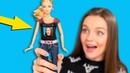 СЕЛФИ НА БАРБИ! Кукла-фотоаппарат обзор и распаковка Barbie Photo Fashion