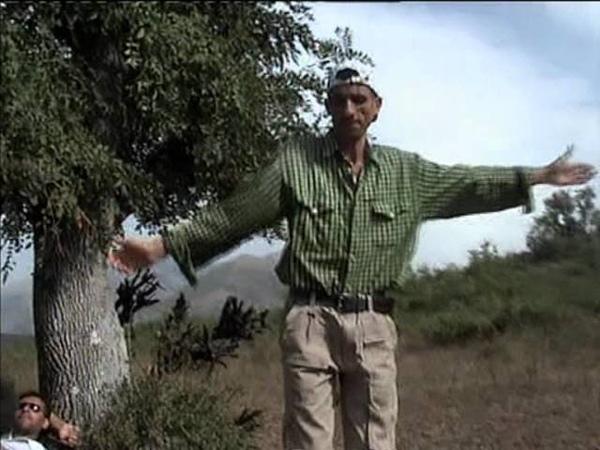 La danse dun fan de Hamidouche
