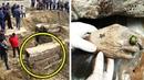 Китайские Работники Выкопали Таинственный Ящик Вы Удивитесь Что Было Внутри