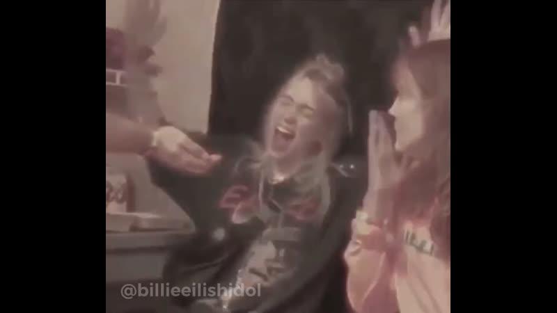 Billie eilish idol
