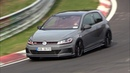 2019 Volkswagen Golf 7 GTI TCR - Exhaust SOUNDS On The Nurburgring!