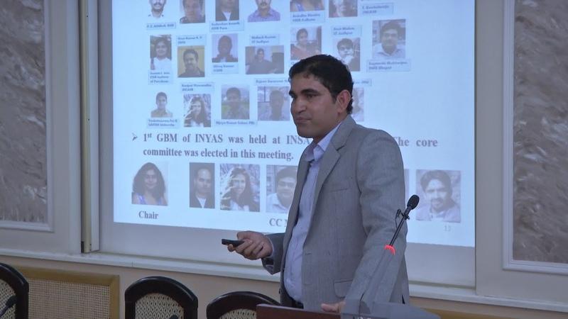 Dr. Mahesh KUMAR. Indian Institute of Technology Jodhpur. lecture at the Lobachevsky University
