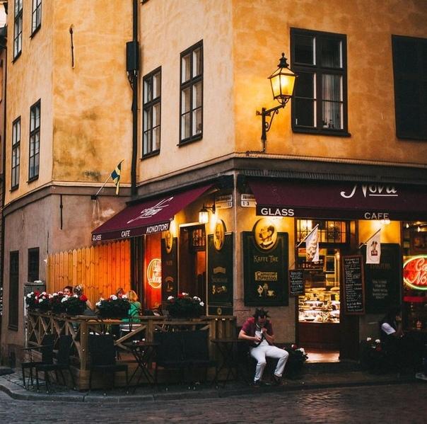 Петербург: прямые рейсы в Стокгольм всего за 1100 рублей (в одну сторону) из Таллина
