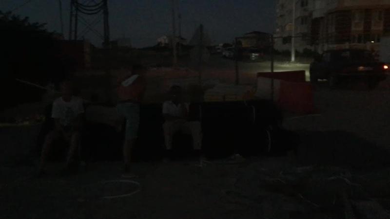 Поджогфисташковой рощи в Севастополе