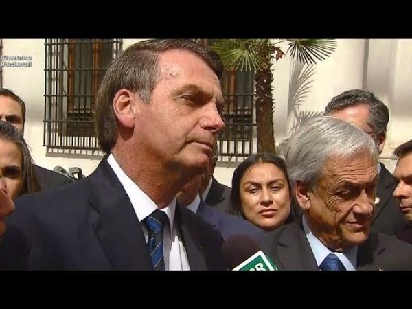 Bolsonaro RESPONDE Rodrigo Maia após AMEAÇAR ABANDONAR previdência