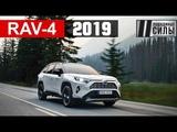 Тест-драйв Toyota RAV-4 2019. Продавайте Ваши Тигуаны!