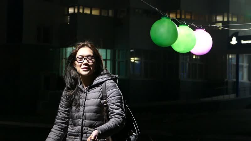 Иностранные студенты - о русском языке. Айсулуу (Кыргызстан)