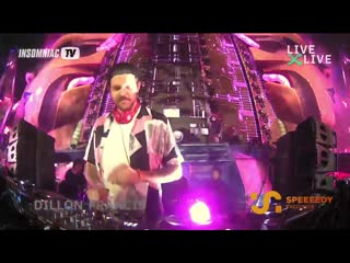 Dillon francis - live @ edc las vegas 2019