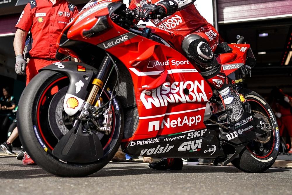 Апелляционный суд принял решение в пользу Ducati