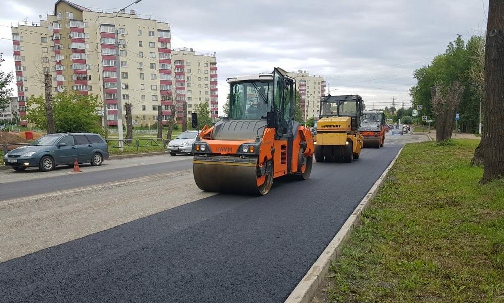 проверка качества дорог, чайковский район, 2019 год