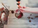 DIY Подсвечник своими руками Новогодний подсвечник на стол Новогодний декор