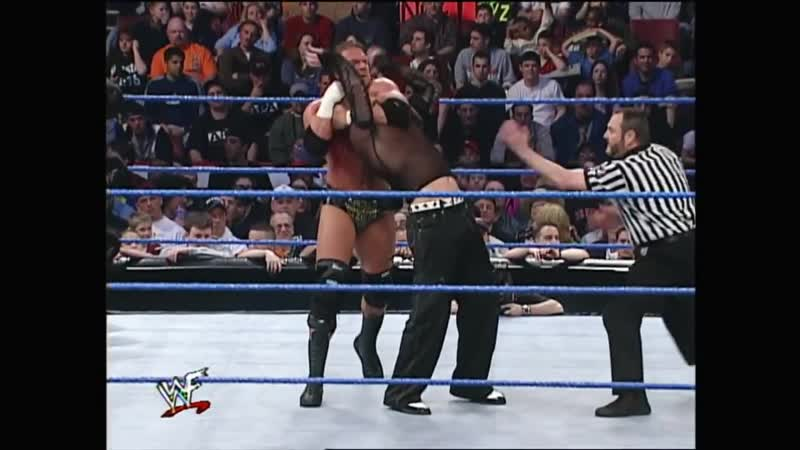 My1 Трипл Эйч против Джеффа Харди за ИК титул