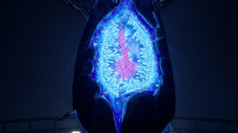 Finalfantasy XV The crystal Wallpaper
