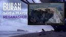 Duran Duran Vs many - Save a Prayer MEGA MASHUP - Paolo Monti 2019