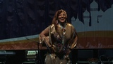 Lubna Emam on Gala Show of the Arabian Week Festival in Saint Petersburg