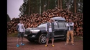 Перегон Toyota Land Cruiser Ярославль - Красноярск, своим ходом на машине по России. Часть 2 Сибирь.