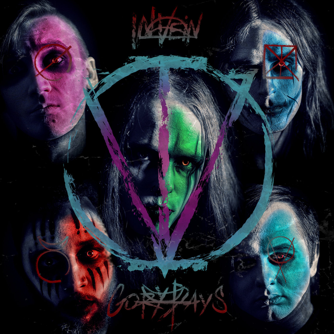 In Vein - Gory Days [EP] (2019)