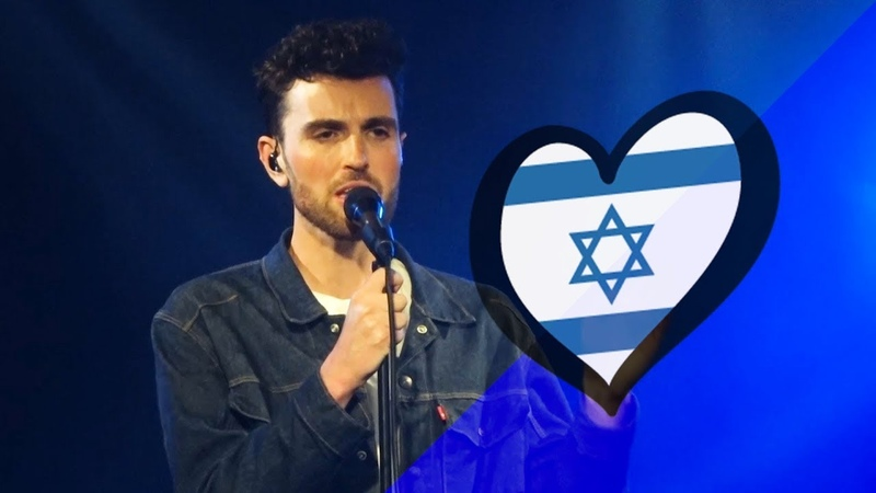 Songfestival-update: 'Duncan Laurence imponeert pers bij showcase'