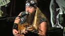 Zakk Wylde - Front And Center - I Thank You Child live video