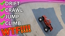 Traxxas TRX-4 Extreme Edition - RC Crawler can go FAST DRIFT JUMP CLIMB car bash