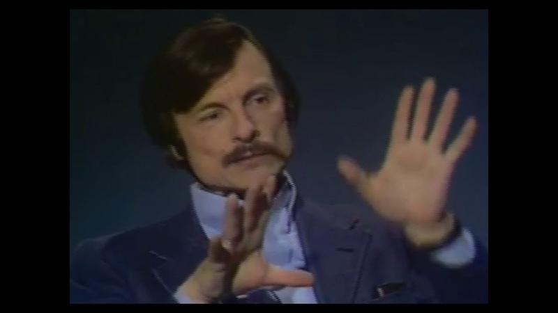 Андрей Тарковский. Интервью телевидению Латвийской ССР. 1979 г.