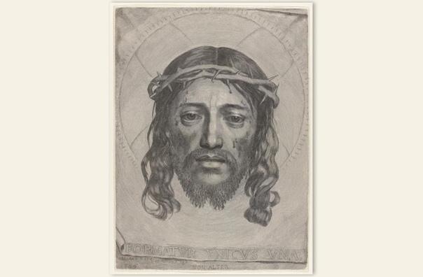 Полюбуйтесь на гравюру, созданную в 1649 году французским мастером Клодом Мелланом
