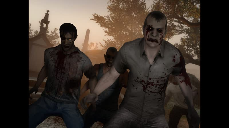 Left 4 Dead, Nice Teaser you got there... also hey joe. Wanna play another Zombie game