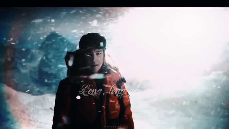 Jang Keun Suk and the Midwinter snow (Fan - made)