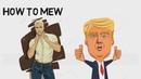 Основные ошибки мьюинга. Mewing по русски. Изменить лицо без операции