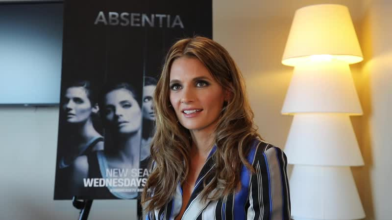 Stana Katic for Corus Entertainment | Absentia S2 promotion