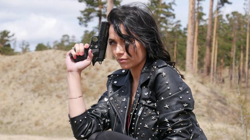 Kristina is shooting in tractor soles high heels Gianmarco Lorenzi Boots Size EU 38 US 7,5