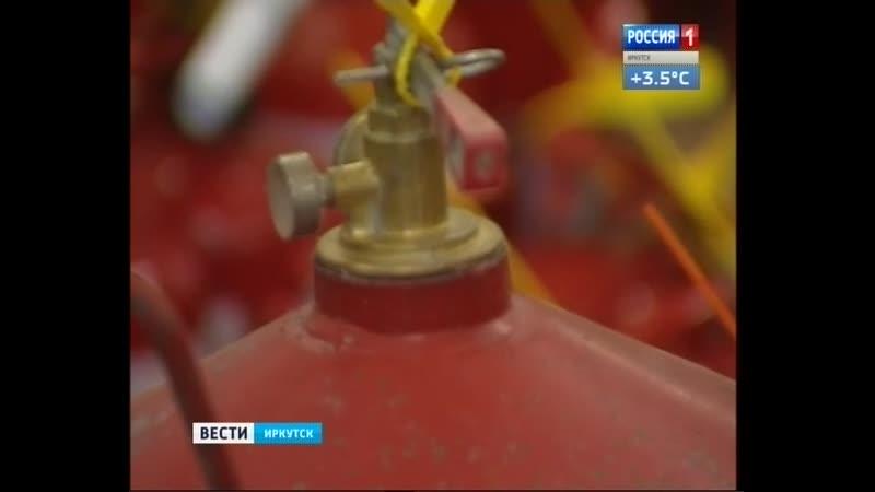 Больше половины огнетушителей в России контрафакт