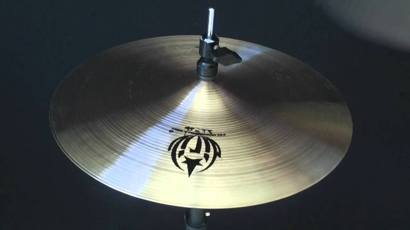 Diril Cymbals Brasil - 14 Hi Hat Jazz Serie HD