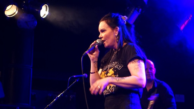 Sapphire Eyes with Anette Olzon - I Won't Leave With A Lie (Live @ Swedish AOR Convention, SW)