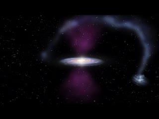 Найдены следы мощнейшего взрыва в центре Млечного Пути