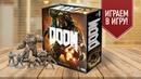 Настольная игра DOOM : ИГРАЕМ! | DOOM board game