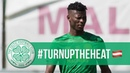 🚀🤯 Bayo scores spectacular goal in Celtic's first 2019 Austria pre-season training session!