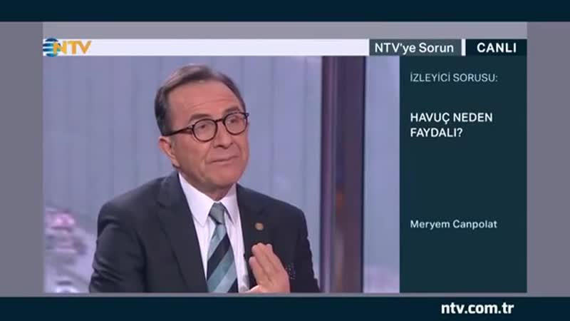 Osman Müftüoğlu ile NTVye Sorun 7 Şubat 2019