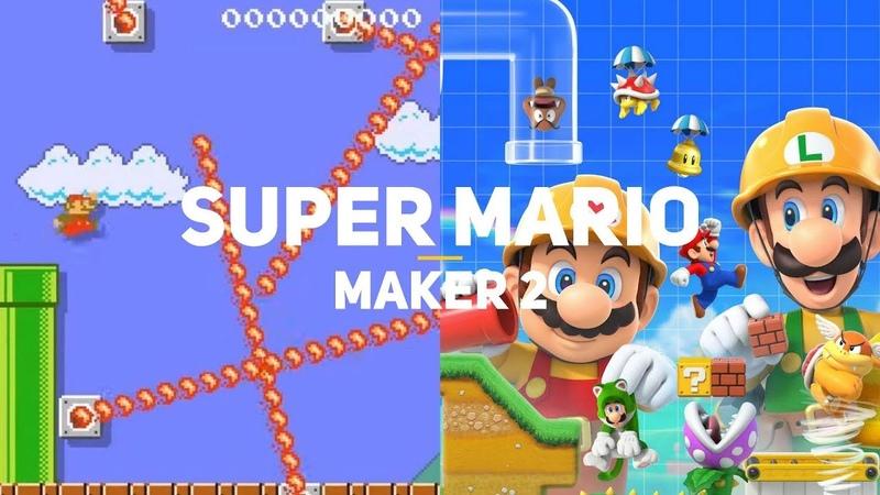 Super Mario Maker 2. Обзор