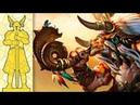 Бейн Кровавое Копыто | История героев Warcraft