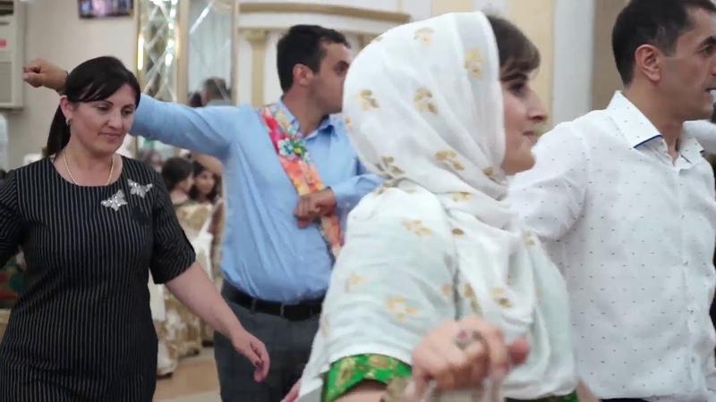 Даргинская Свадьба Ашура гасанова и Нажмутин Новинка 2019