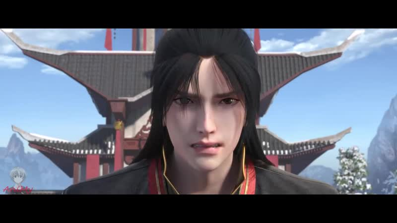 Лорд Сюэ Ин 8 Серия (Snow Eagle Lord ) ( Xue Ying Ling Zhu ) озвучка AniMy