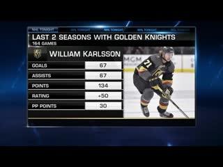 Nhl tonight: william karlsson jun 24, 2019