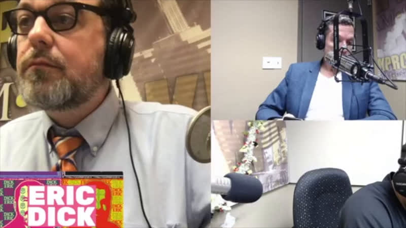 ERIC DICK SHOW Houston Insurance Attorney Dick Law Firm HTX Texas Live
