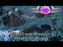 Mental Omega 3.0 Red Alert 2 Act I - Allied Coop Mission Attack on Buggy