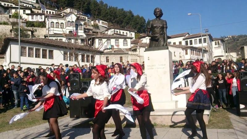 Traditional Albanian Dance Vallja e Rugovës Vallja e Kukësit