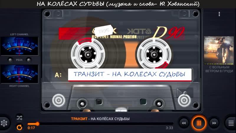 ТРАНЗИТ С ВОЛЬНЫМ ВЕТРОМ В ГРУДИ 2019