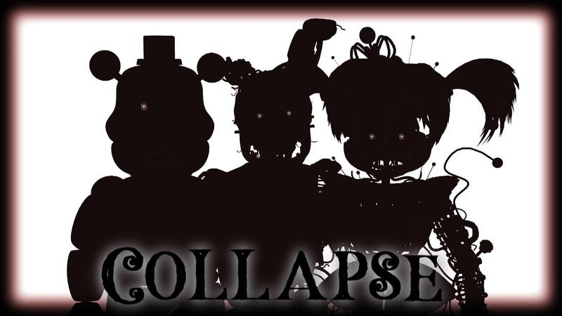[FNAF\SFM] Collapse  Cover by myuu